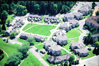 UVIC Aerial